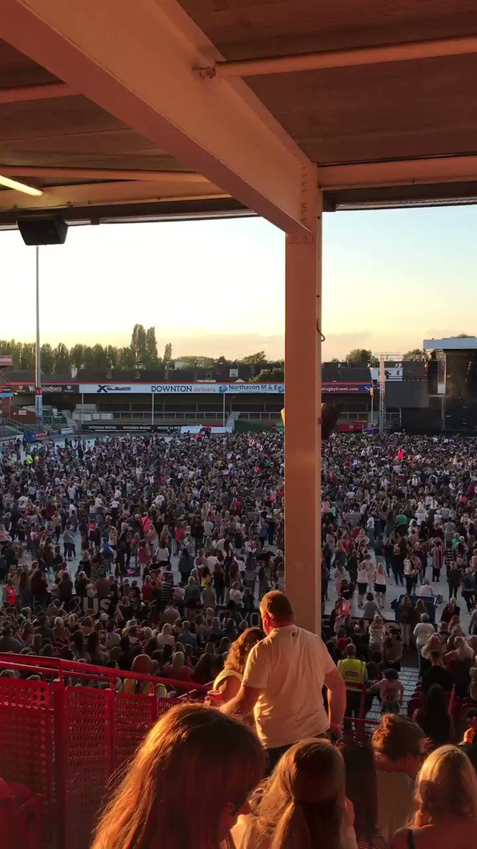 🔥 Hottest ticket in town tonight!   #LittleMixAtKingsholm https://t.co...