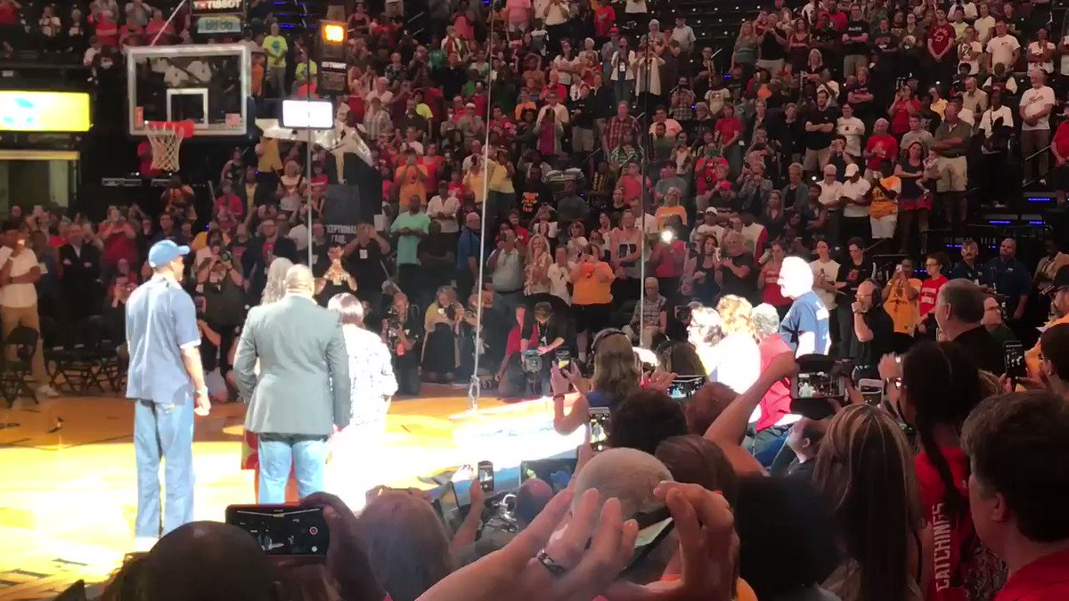 Congrats @Catchin24!!! @WISH_TV @IndianaFever #24Forever