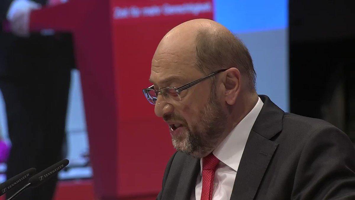 SPD-Kanzlerkandidat Martin Schulz verspricht: Kein Koalitionsvertrag o...