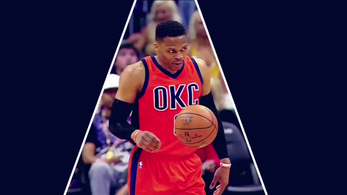 Another honor for Russ! Fans picked this clutch moment in Denver as th...