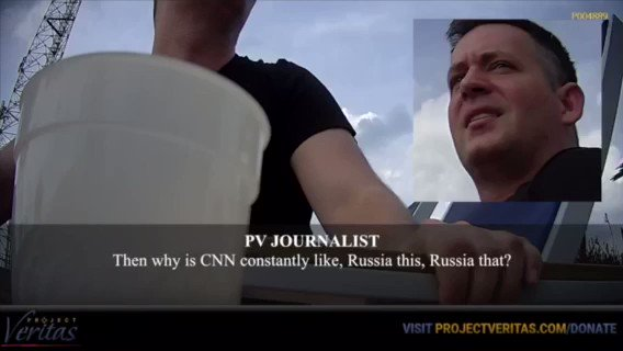 For your convenience here's the @Project_Veritas video everyone is talking about. Enjoy & RT. #fakenews