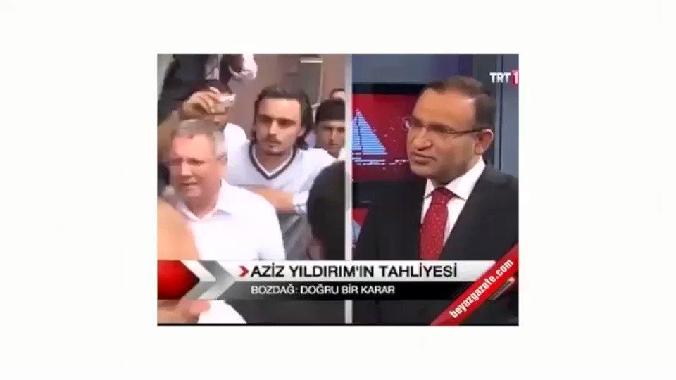 #HaberinVarMı Adalet Bakanı Bekir Bozdağ demişti: 'Tutuksuz yargılamal...