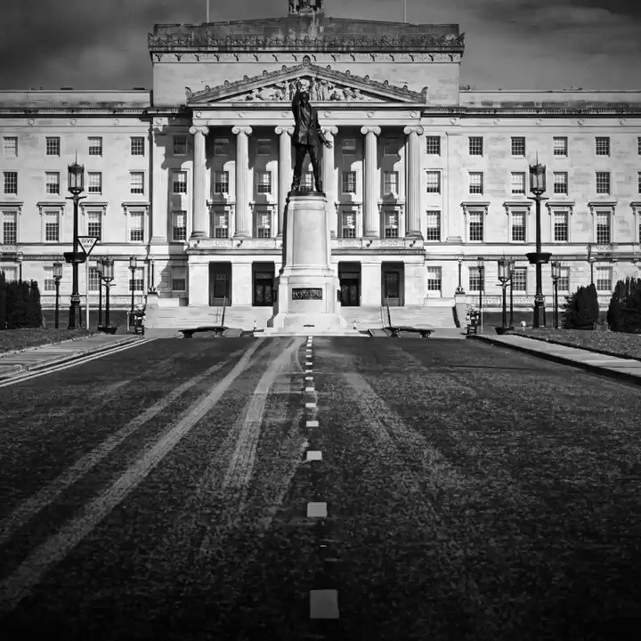 With hours left for agreement at #Stormont, what happens if an agreeme...