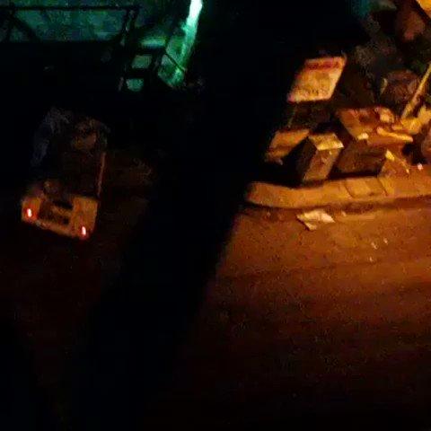 Tanquetas hacen destrozos en la UD3 de C...