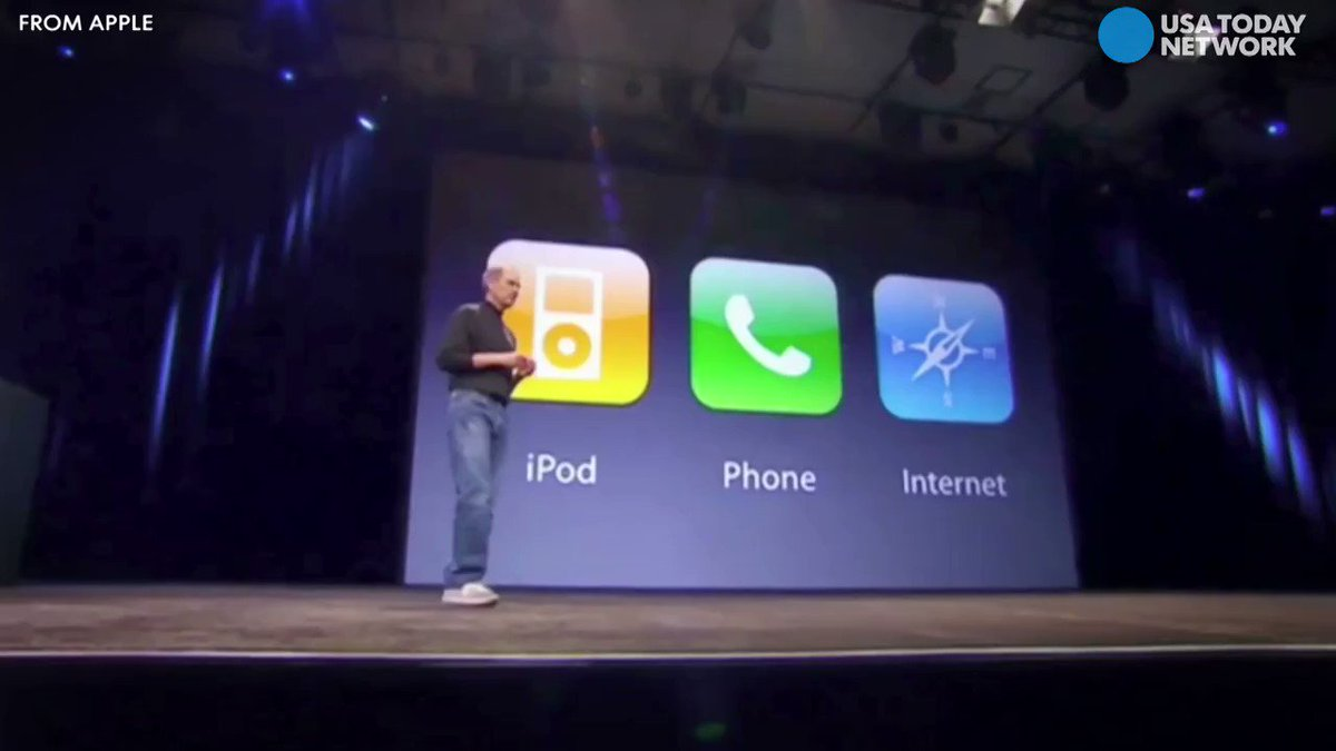 How the iPhone changed our world in just 10 years. #iPhoneat10 https:/...