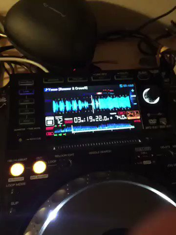 So if you speed up riddim dubstep to 245 bpm, it turns into weird bass house/breaks. https://t.co/hvL5Qux9eZ