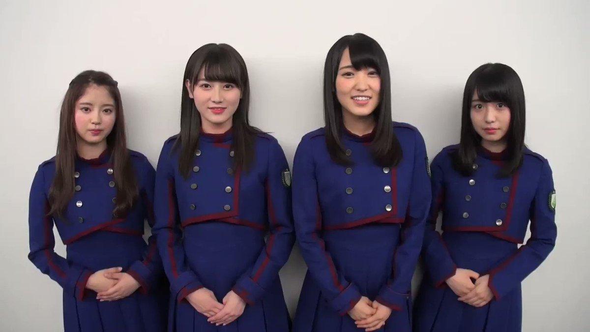 欅坂46さんから本番直前にコメントが届きました Ⓜ #Mステ #不協和音 #僕は嫌だ