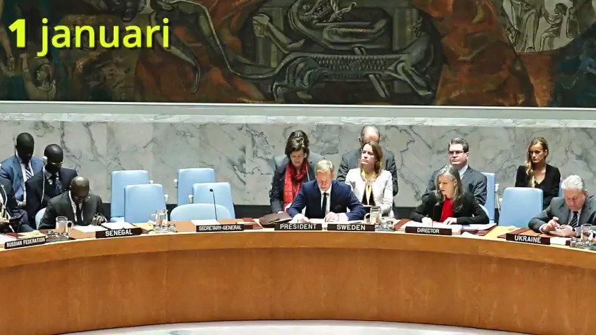FN-ambassadör @OlofBSkoog sammanfattar Sveriges första halvår i säkerhetsrådet. @SwedenUN #FN #UNSC