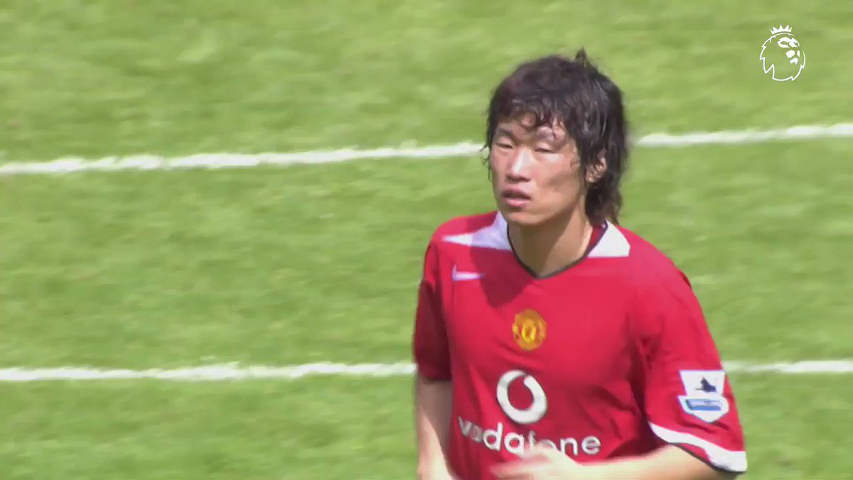 8th July 2005 📅  @ManUtd's unsung hero, Old Trafford took him to their hearts 🇰🇷  #OnThisDay