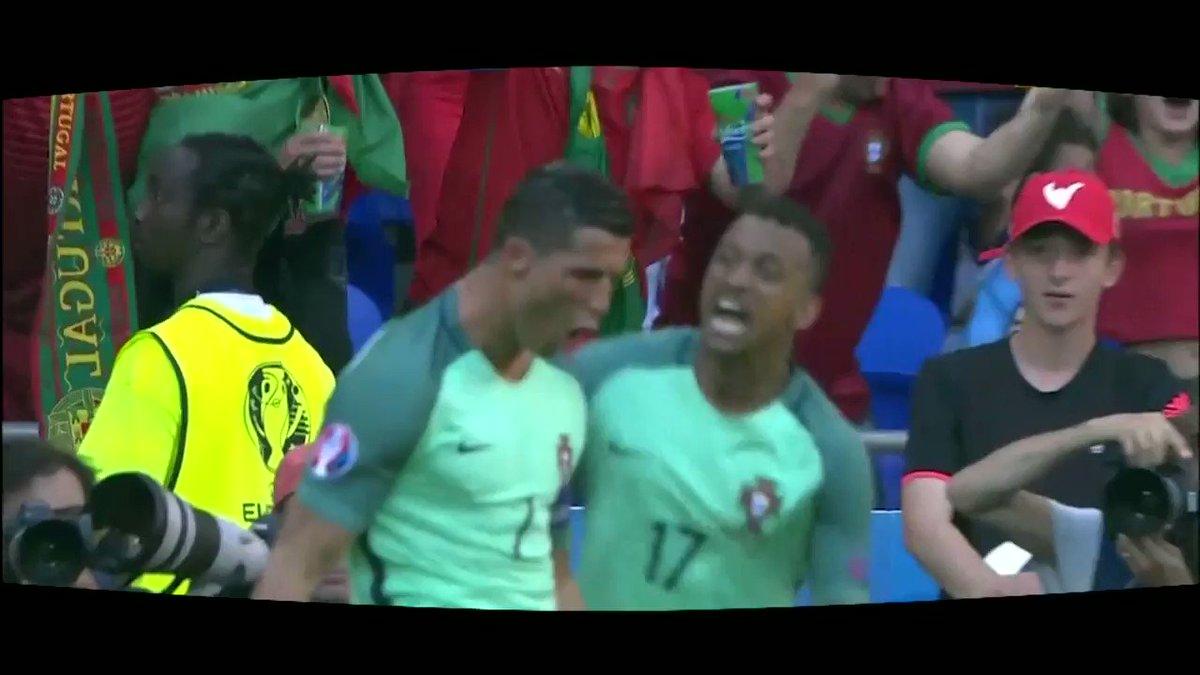 Faz hoje 1 ano @selecaoportugal 😀👍  Onde viste o jogo? #FCPorto #Portugal