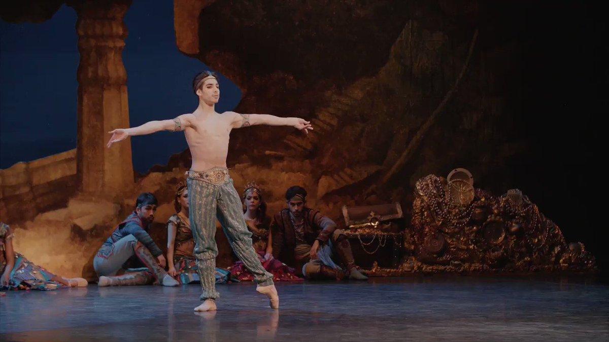 Cesar Corrales will become Principal dancer at the start of the 2017-18 season. Congratulations Cesar