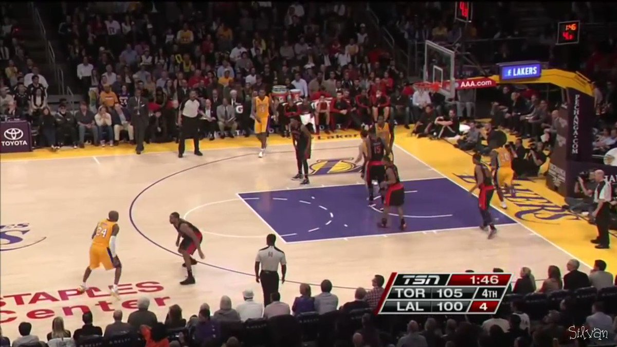 6 years ago today, Kobe showed us how clutch he was 🐐🔥