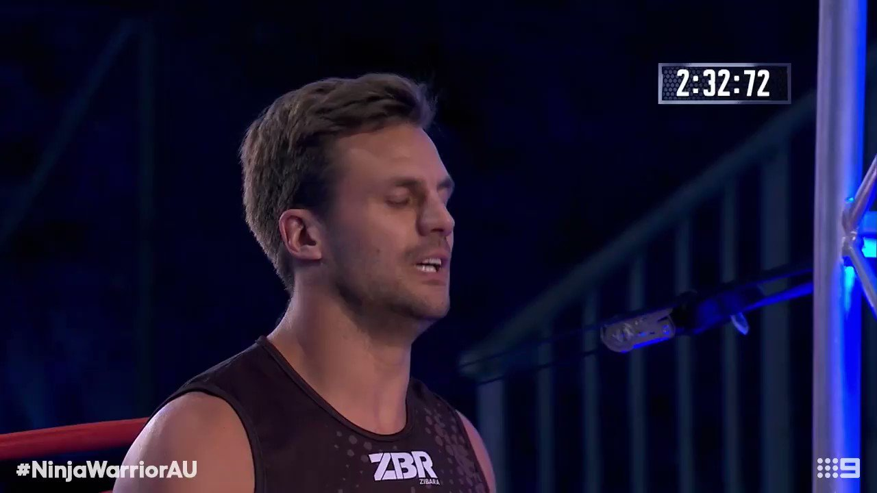 RT @NinjaWarriorAU: #BeauKnows… How hard our course really is! 🏉 #NinjaWarriorAU https://t.co/ySYAR9BXPI