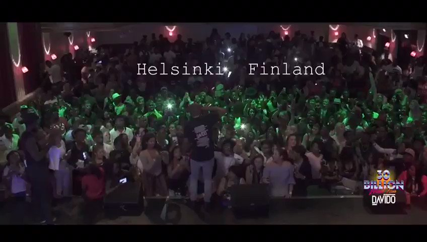 HELSINKI FINLAND 🇫🇮 !! BOOM! Last day of the Europe tour !! Next up NEW YORK JULY 22ND!!!
