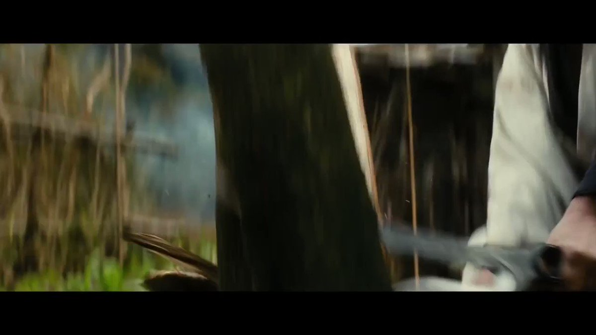 """On #BladeOfTheImmortal: """"Gonna be a home run for people who know what to expect."""" https://t.co/SHDNLf6krL https://t.co/RGL4IL4HyF"""