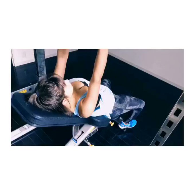 GYM  #naia #workout https://t.co/rojCRs3Q6F