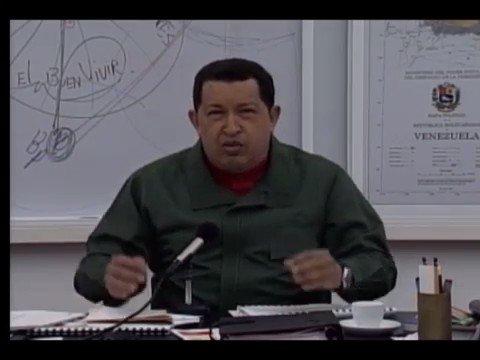 #VIDEO Chávez: Hay que cabalgar sobre la...