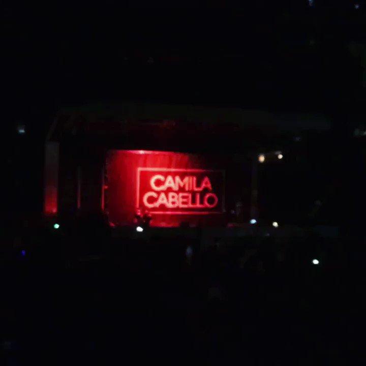 We ��you @Camila_Cabello #24kmagicworldtour �� https://t.co/sUEROTHXn0