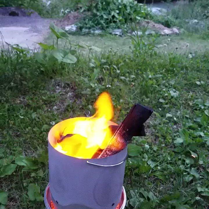 火おこしたのしー