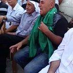 RT @SafaPs: #شاهد ماذا قال والد الشهيد محمد أبو غن...