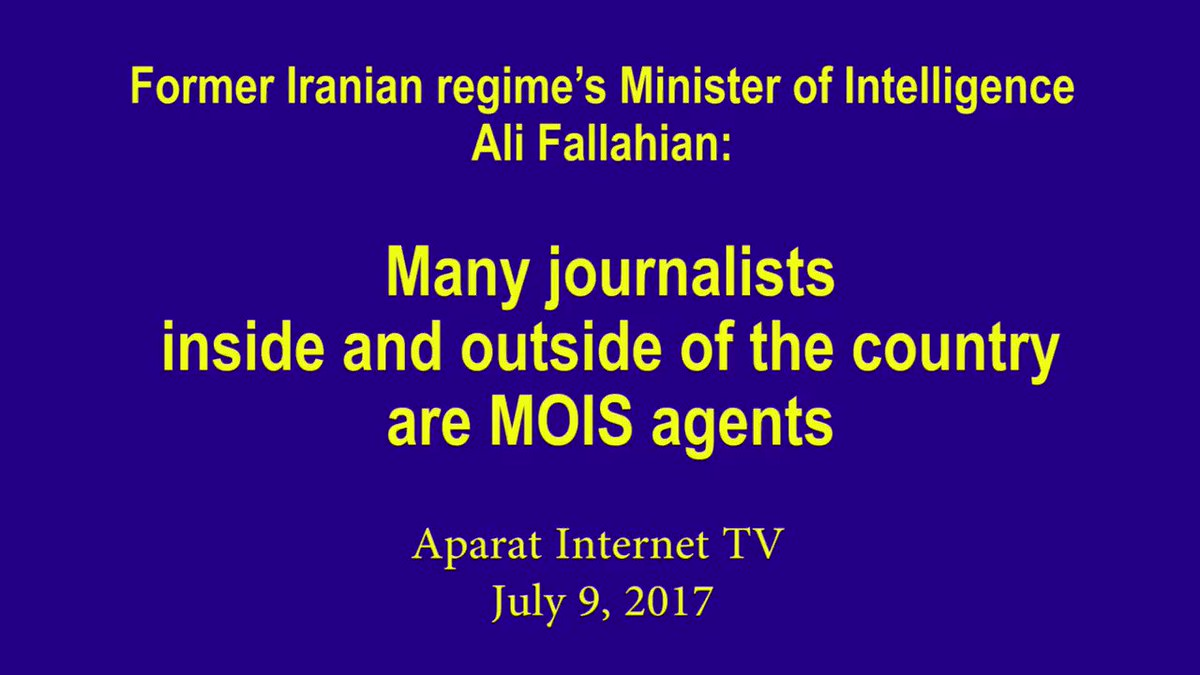 Mostafam On Twitter It A Sheme For UK Media That Guardian Give The Speaker To Iran Terrorist Mullahs Appologists Especially When At Least 3 Terror