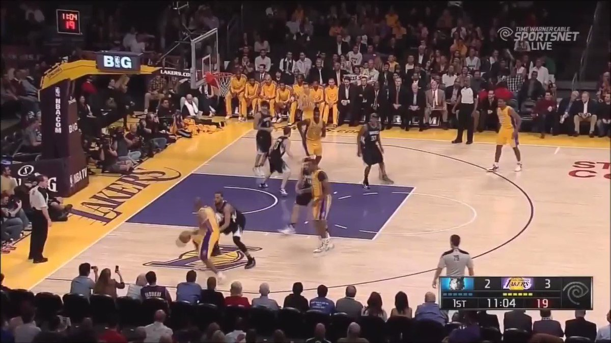 Kobe wasn't human during the 2012-2013 season ���� https://t.co/fHWml9oqv6