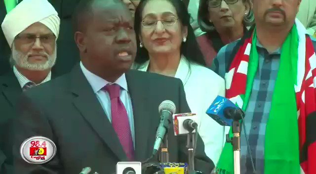 We have Always been part and parcel of Kenyan society. The concept of tribe is divisive and unnecessary. https://t.co/u2Nt6lOVpA
