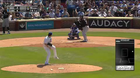 Cubs & White Sox fans, I present Hawk vs Lackey - The Crosstown Th...