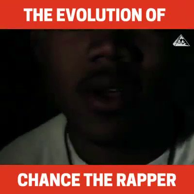 Rt if you were fucking with chance back then