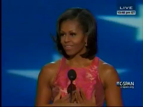 """Michelle Obama warned us: """"Being president doesnt change who you are — it reveals who you are."""""""