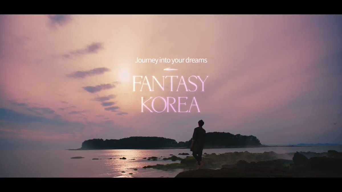 Check out #FantasyKorea and join Lee Jong Suk on a beautiful journey to these wonderlands