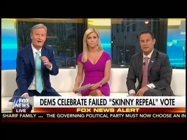 Shauna On Twitter The GOP Had A Kegger In White House Rose Garden When Bill Went Through But You Do Foxandfriends