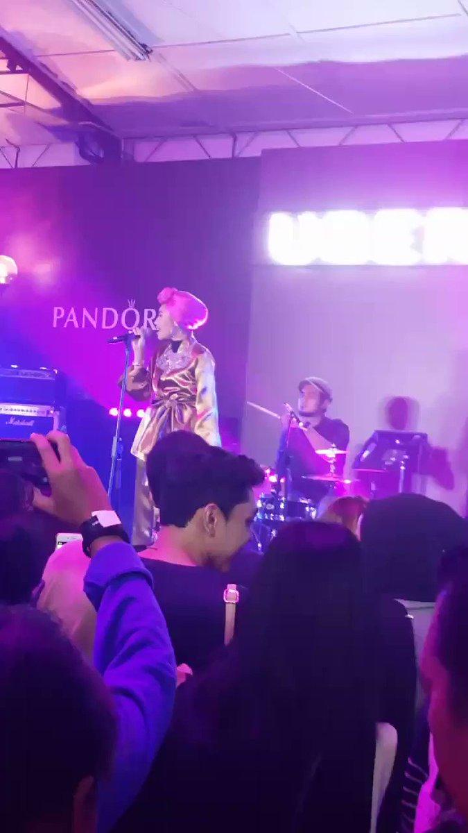 Lama tak tgk concert yuna