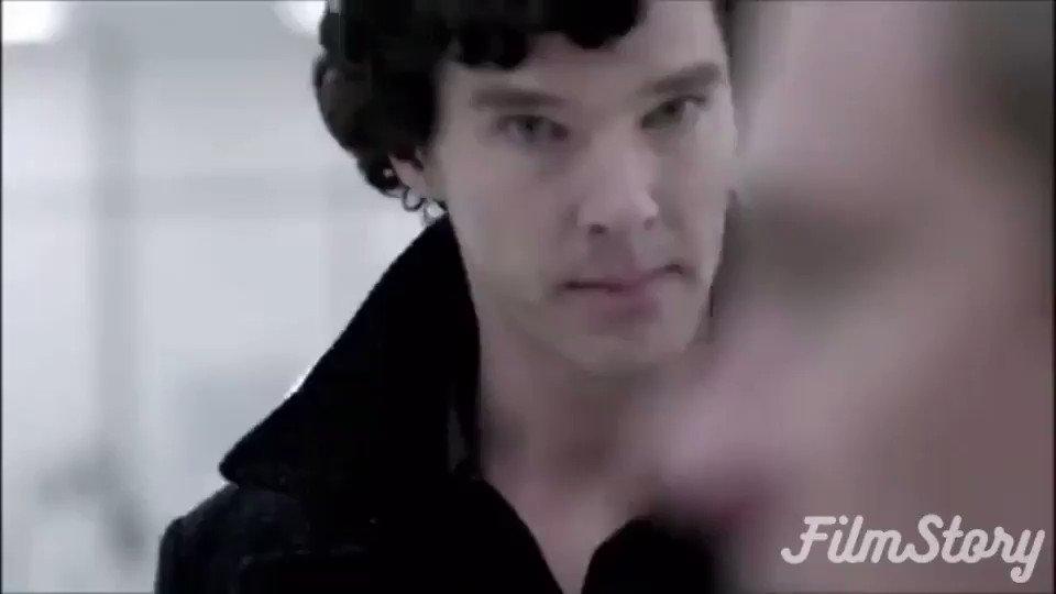 ホームズ欲しくて必死になるジョン