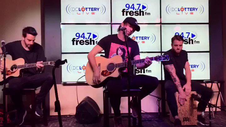 "Hear the new @AllTimeLow single ""Good Times"" on 94.7 Fresh FM"
