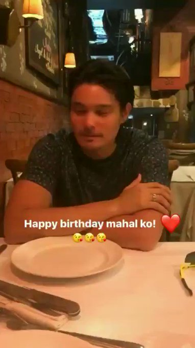 Marian Rivera-Dantes : Happy birthday mahal ko !    (igs of mgd)