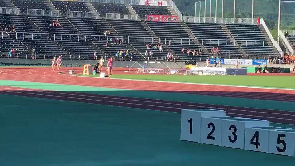 福島英里子 女子スポーツテレビキャプチャー