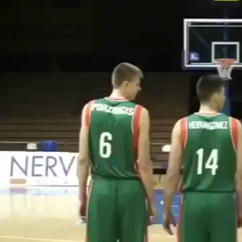 Happy 22nd birthday to the young Latvian Legend, Kristaps Porzingis ( Never forget.