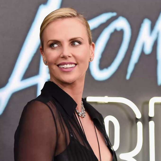 Happy birthday charlizeafrica! Here are 5 times the atomic_blonde star was a total badass