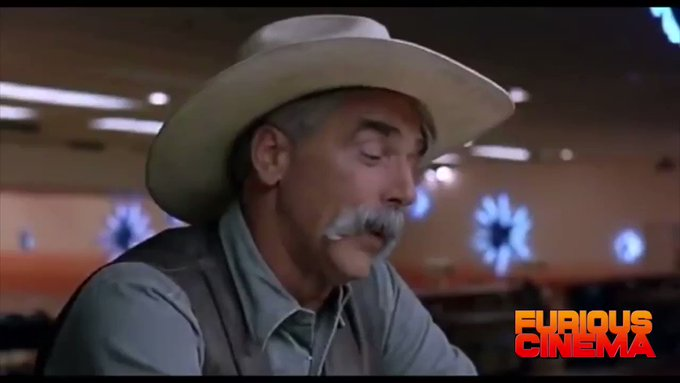 Happy Birthday to Sam Elliott