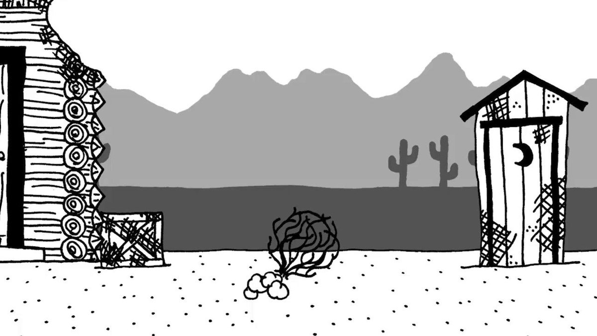 *** WEST OF LOATHING ***  Available NOW for $11 on Steam  https://t.co/Hty6rRrBds https://t.co/PvOXfaIa0L