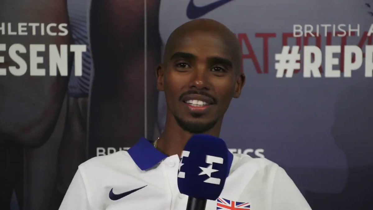 Sir Mo Farah wins 5000m silver at World Championships in final major track appearance