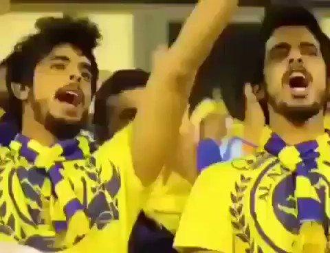 #النصر_في_اول_مباراه_بالدوري حب النصر ما...