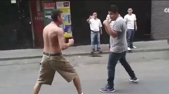 What a punch 👊🏻👌🏻😮 https://t.co/QaG8nk1lZ2