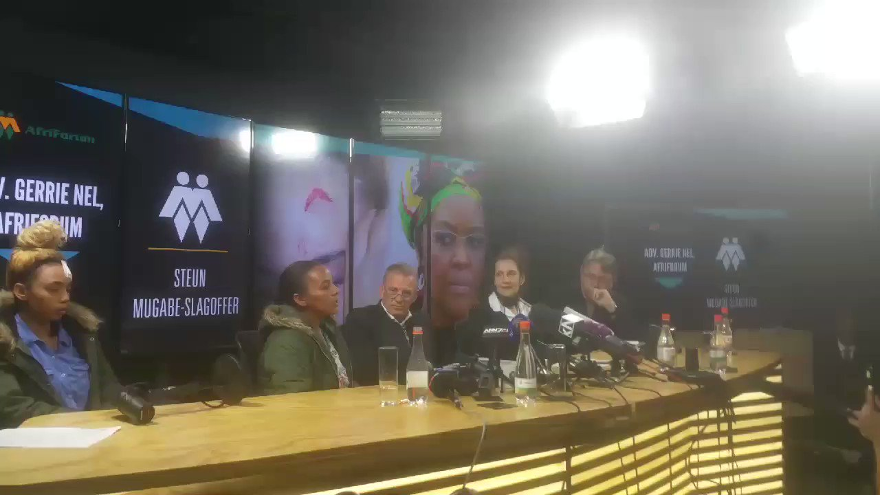 Thumbnail for #Afriforum #GabriellaEngels #GerrieNel #GraceMugabe