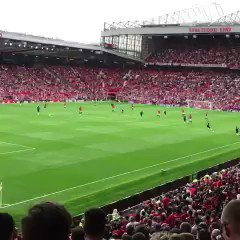 Man Utd fans to Joe Hart.... 'Reject, what's the score?!'