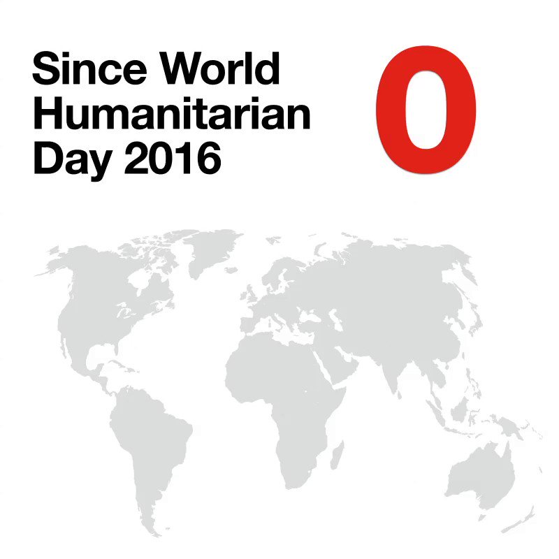 How many more? Aid workers are #NotATarget.  #WorldHumanitarianDay htt...