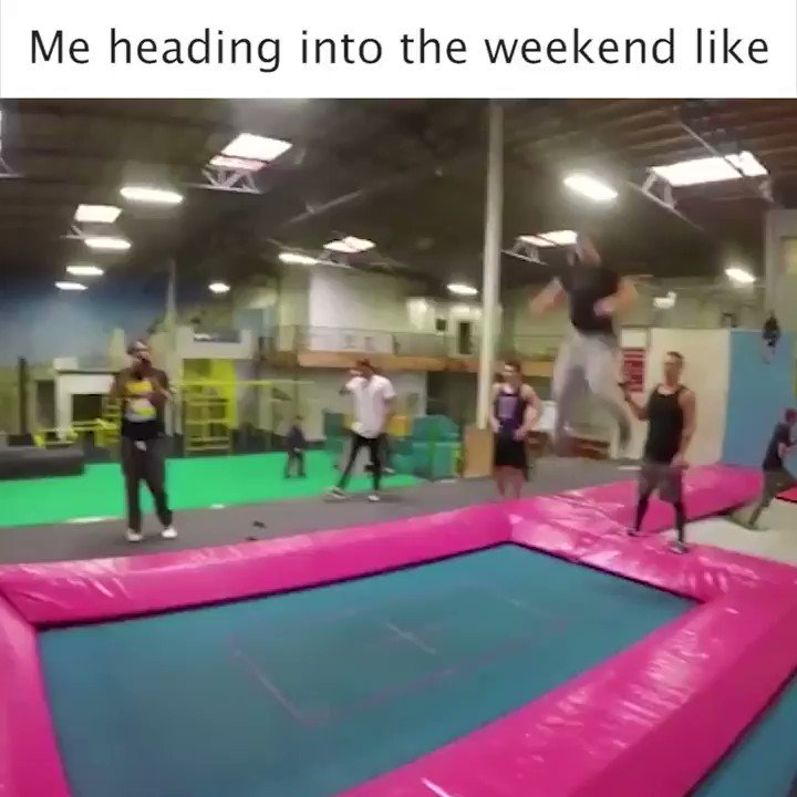 Jumping away from my responsibilities #FriYAY https://t.co/vUGUA0SXXB