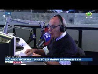 Boechat: 'Gilmar Mendes tem um foro íntimo muito peculiar', sobre a so...