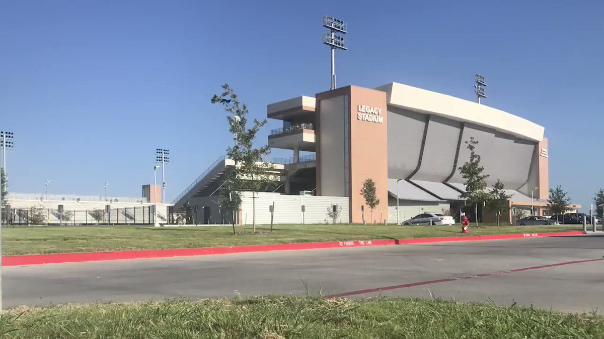 #ICYMI: Take a look at Katy ISD's brand-new, $70M Legacy Stadium --&gt...